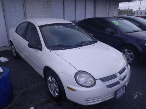 Pre-Owned 2003 Dodge Neon SXT FWD Sedan