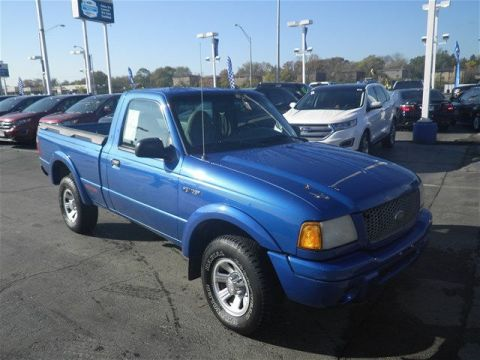 Pre-Owned 2001 Ford Ranger  RWD Truck