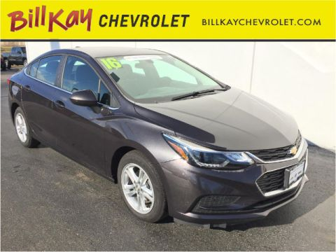 Pre-Owned 2016 Chevrolet Cruze LT Auto FWD Sedan