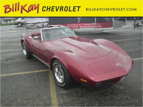 Pre-Owned 1974 Chevrolet Corvette 454  Convertible