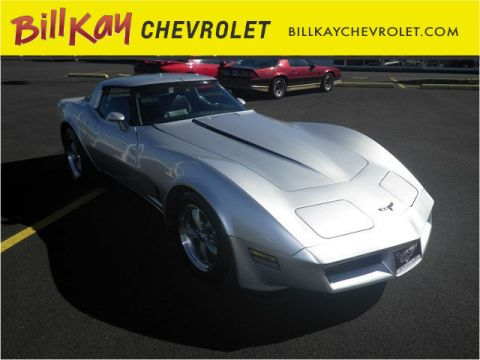 Pre-Owned 1980 Chevrolet Corvette