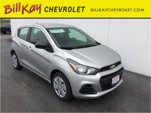 New 2017 Chevrolet Spark LS CVT FWD Hatchback