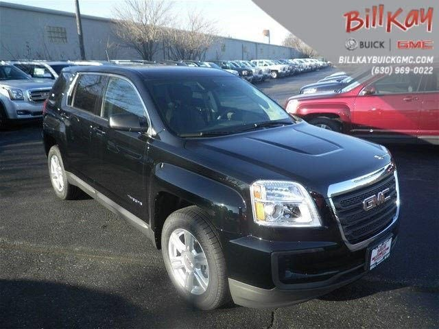 New 2016 GMC Terrain SL